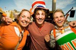 Правила поведения в Голландии