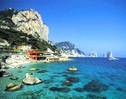 Посещение Капри