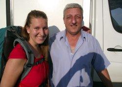 Как мы ехали из Сербии в Македонию