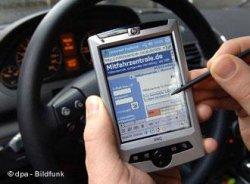 Онлайн помощь в автостопе по Германии